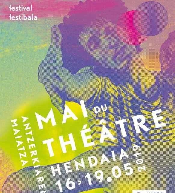 Este fin de semana Mai du Théâtre en Hendaia