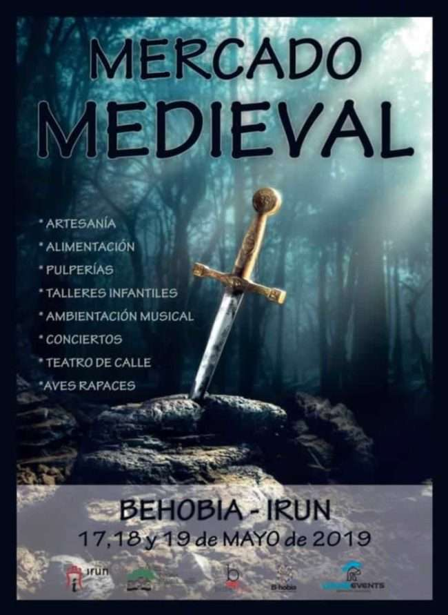 mercado medieval-behobia