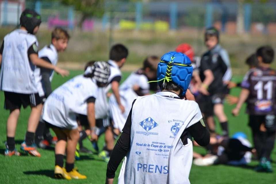 Txing-Uda: campamentos de rugby de verano en Irun