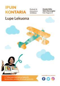 cuenta cuentos-Lupe Lekuona-Hondarribia