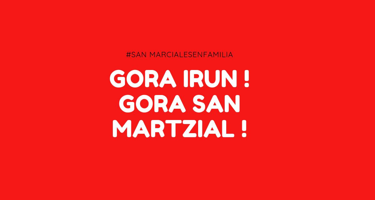 San Marcial 2019 con todos los horarios : programa, ensayos, revista, alarde y ferias