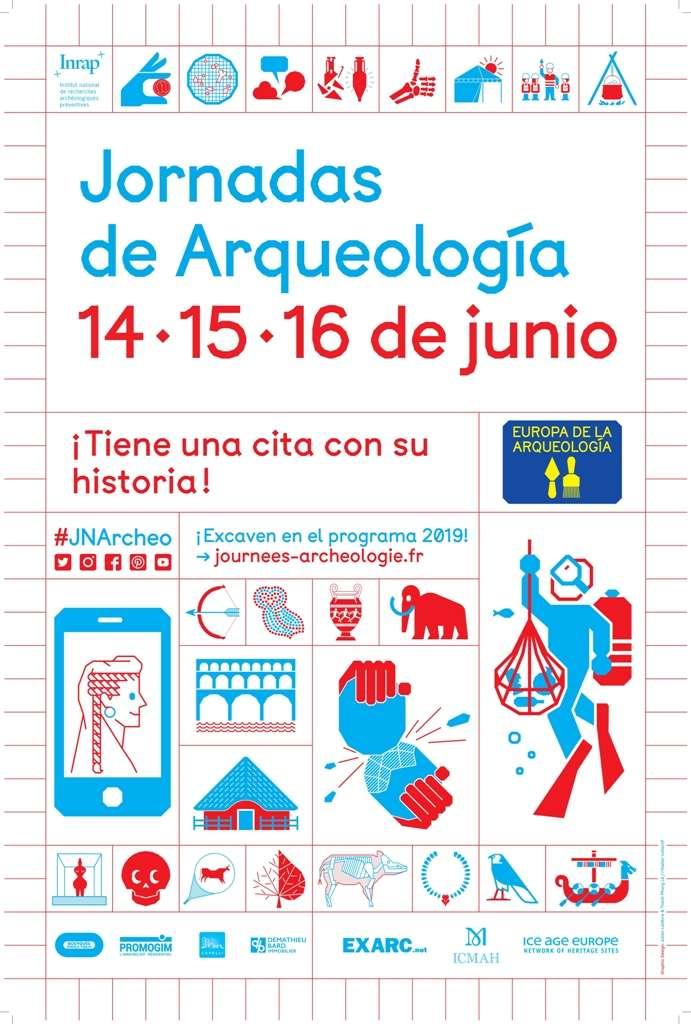 JORNADAS DE ARQUEOLOGÍA 15, 15 Y 16 DE JUNIO DE 2019-museo romano oiasso-irun