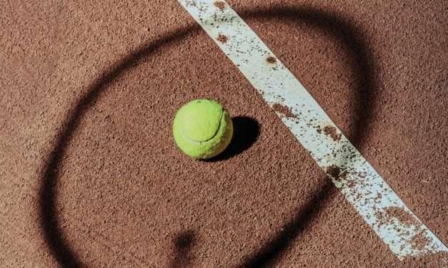 Campus de verano del Club de tenis Badia TP en el espacio deportivo San Marcial Txingudi