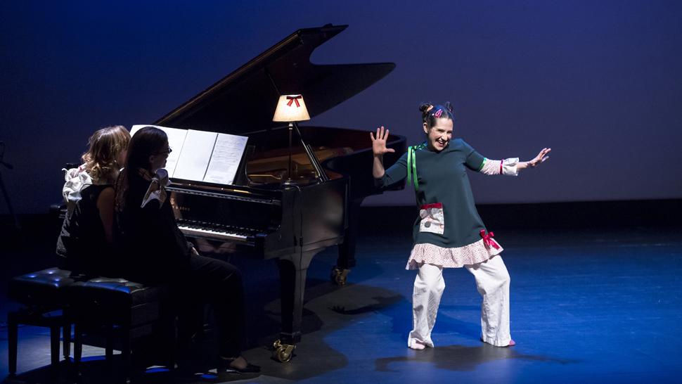 Quincena musical de San Sebastián-Quincena infantil-Donostia-San Sebastián
