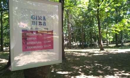¡ Llega Girabira 2019 ! Primera parada : sábado 20 de julio en Soroxarta