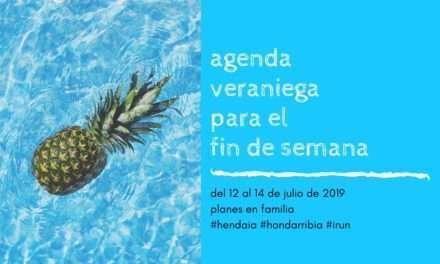 Agenda para el fin de semana del 12 al 14 de julio