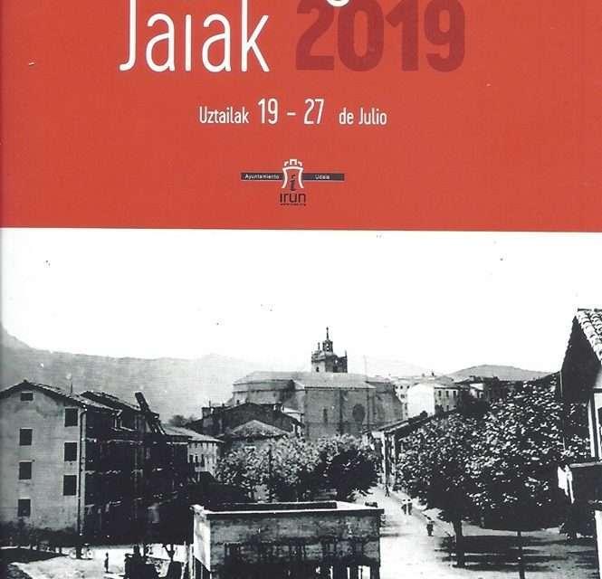 Fiestas de Santiago 2019 en Irun