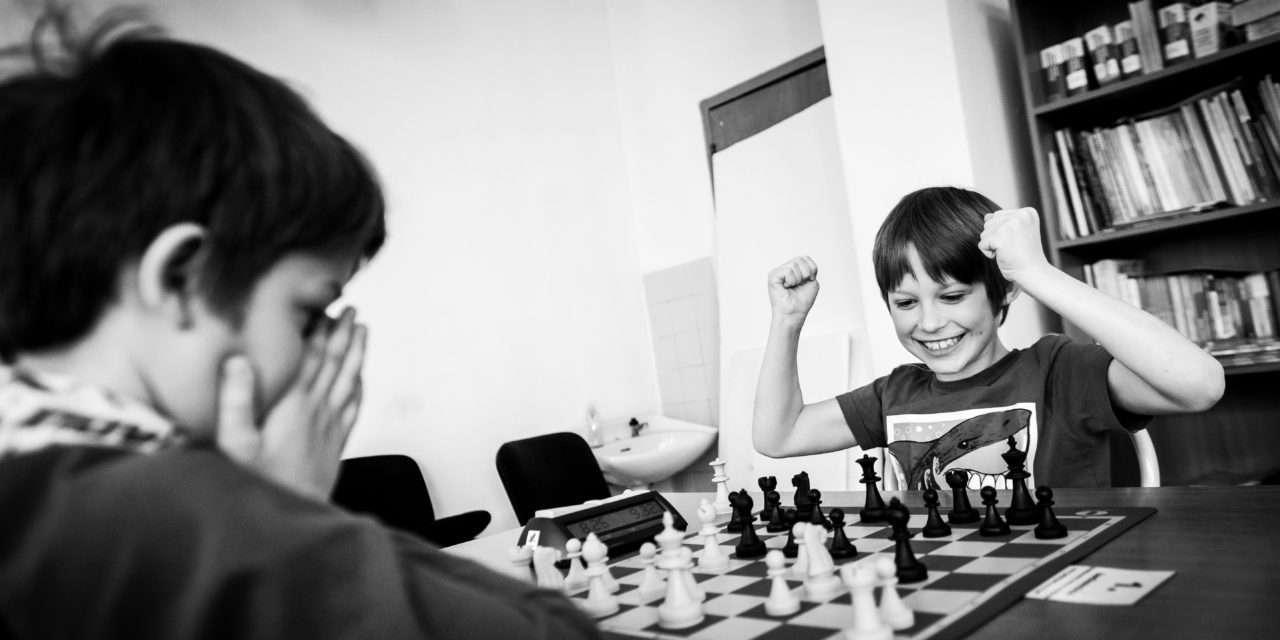 Cursillos de ajedrez en bidasoa xake kluba