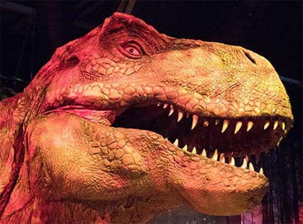 Dinosaurs Tour-exposición de dinosaurios-centro comercial urbil-usurbil