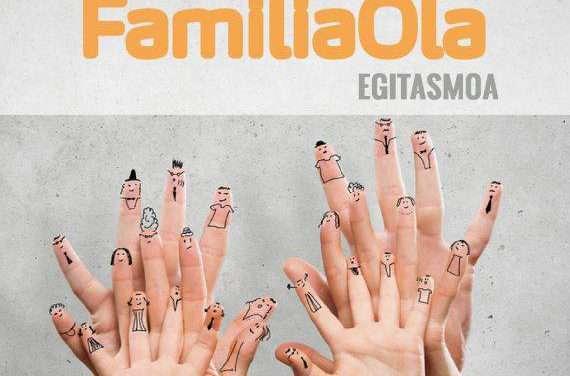 Se abre la inscripción para los talleres «Familia Ola´´