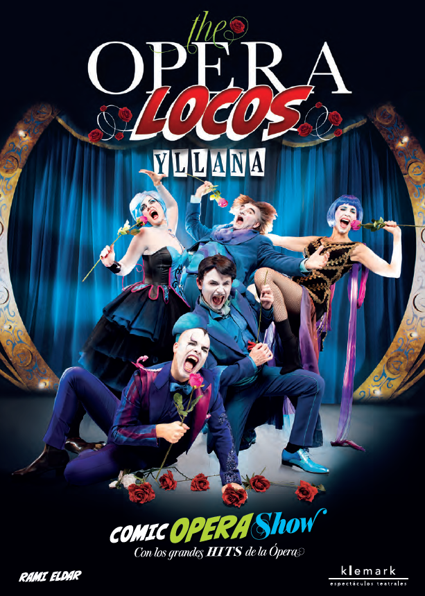 "Musical ""The Opera locos""-Irun"