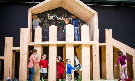 Kutxa Ekogunea: parque infantil y actividades para este invierno