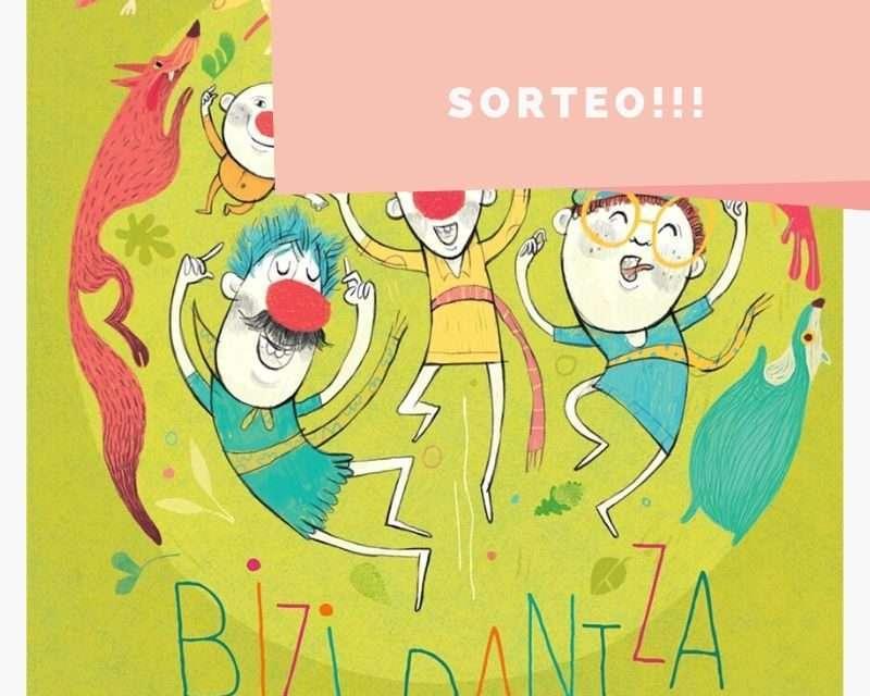 Sorteamos entradas para el espectáculo»bizi dantza» de Pirritx, Porrotx eta Marimotots