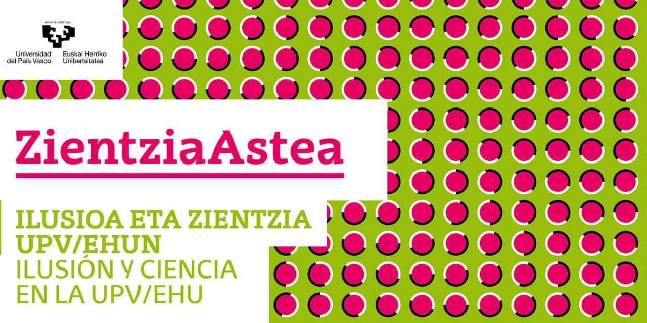 Zientzia astea: txokos, talleres y espectáculos del 7 al 9 de noviembre en Donostia