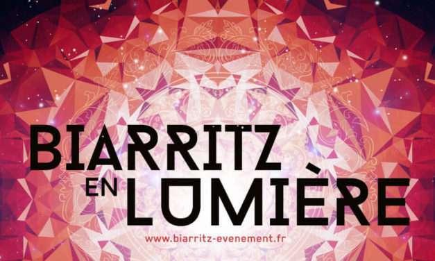 Navidad en Biarritz 2019: iluminación de fachadas, Père Noël y farolillos