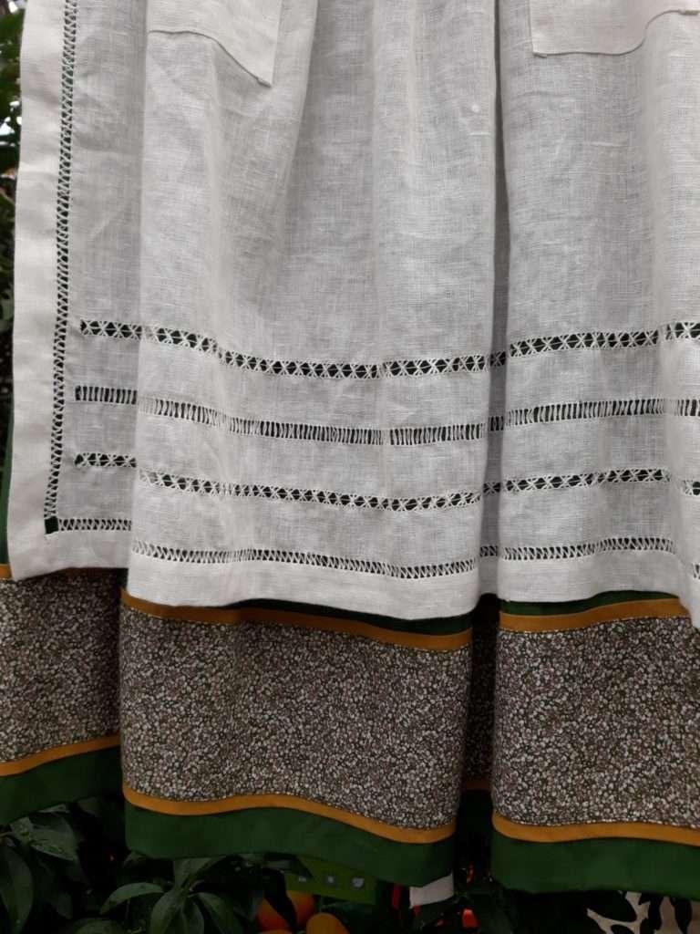 traje casero-Irun