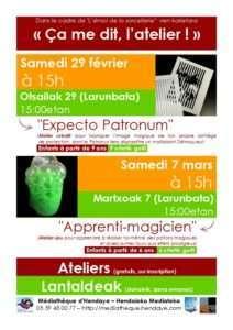 taller_médiathèque_hendaia