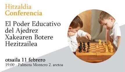 "ajedrez-el poder educativo del ajedrez"" -Leontxo García-irun"