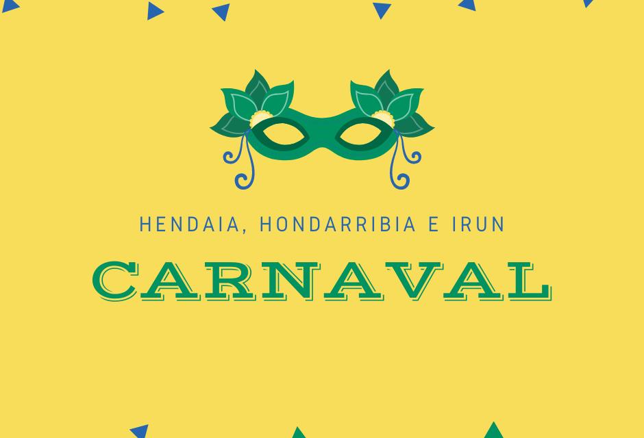 Carnaval 2020 : ¡ quedan Hendaia y Landetxa !