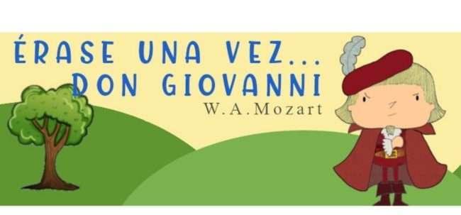 Sorteamos 4 entradas para la ópera para familias»érase una vez… Don Giovanni» en el Kursaal Donostia