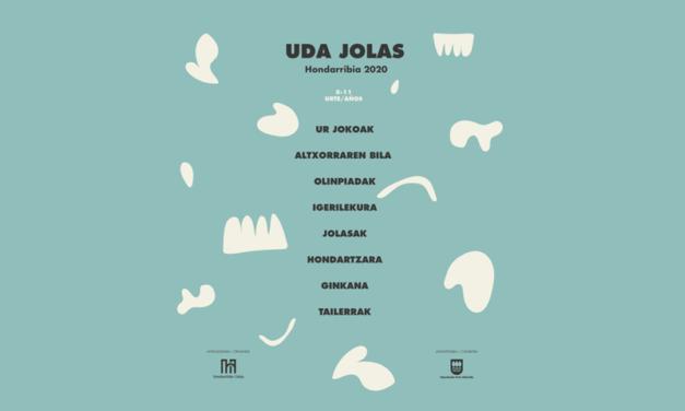 Uda jolas 2020 en hondarribia : preinscripción abierta a partir del lunes 30 de marzo