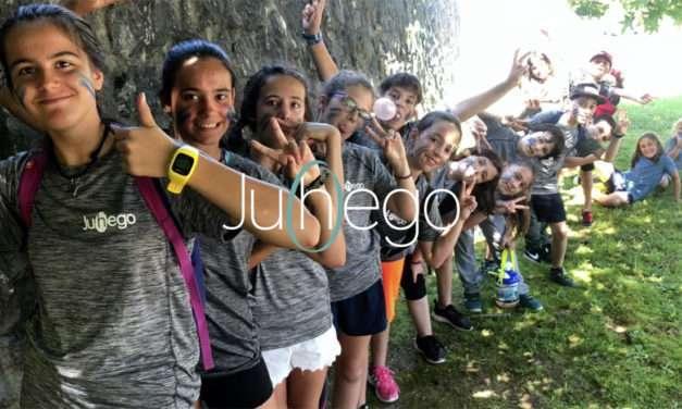 Summercamp 2020 de la Academia Juhego