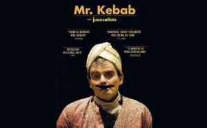 TEATRO-ESPECTÁCULO CÓMICO_MR KEBAB_IRUN