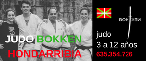 Jud Club Bokken Hondarribia